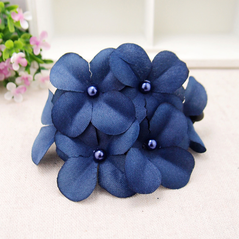 Chic-Women-Girl-Elegants-Handmade-Flower-Banana-Barrette-Hair-Clip-Hair-Pin-Claw